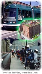 Portland photo collage