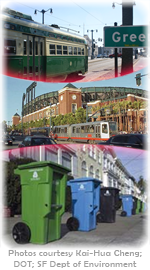 SF photo collage